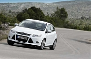 Δοκιμή FORD Focus 1.0 Ecoboost 125 hp