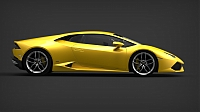 LAMBORGHINI Huracan LP 610-4 Behind the Scenes