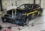 MERCEDES C-Class & HYUNDAI i10 Crash Tests