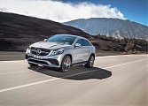 MERCEDES-BENZ AMG GLE 63 Coupe