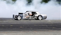 Ken Block: Hoonicorn test