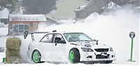 """Gymkhana"" on ice"